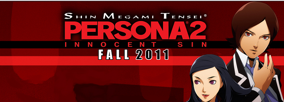 SMT Persona 2 Finally Coming Stateside for PSP