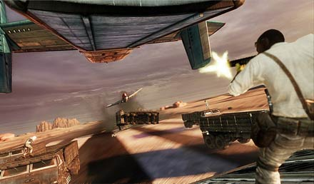 Uncharted 3's Multiplayer to Be More Fluid than Call of Duty's