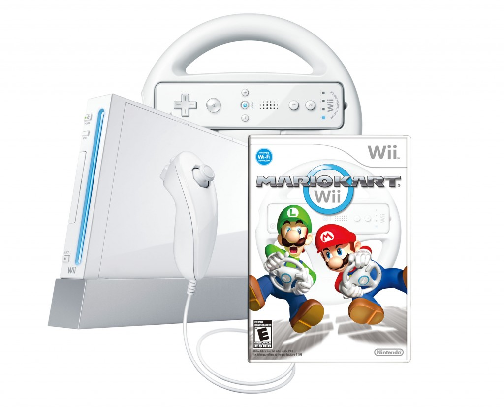 Nintendo Wii Gets a Price Drop, Bundle Change and Greatest Hits Games