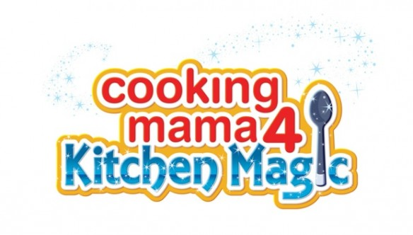 Cooking Mama is Making Her 3D Debut With Cooking Mama 4: Kitchen Magic