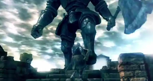 Dark Souls Trailer Will Punish You Just for Watching It