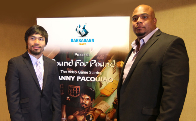 Pound for Pound Volume 1 Announced, Stars Manny Pacquiao