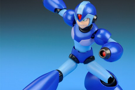 Check Out This Sweet D-Arts Megaman Figure