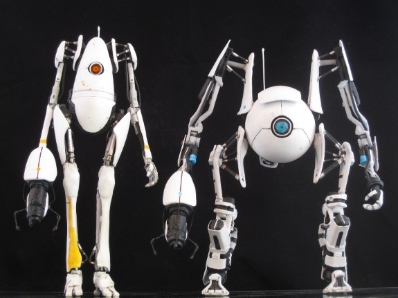 I Would Sell My Firstborn For These Atlas and P-Body Toys