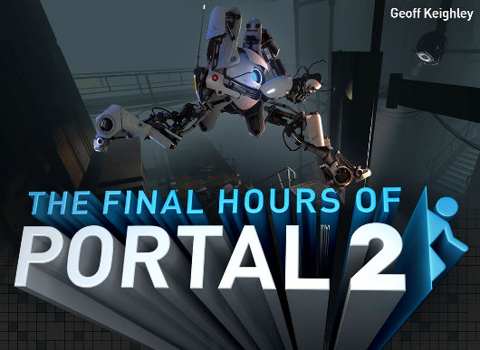 Must-Buy Alert: The Final Hours of Portal 2 is Available On Steam