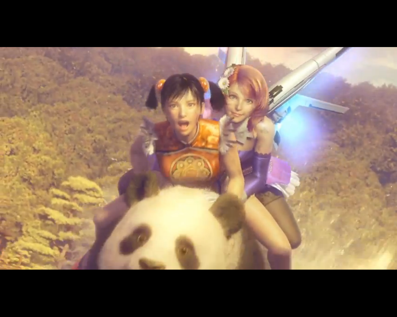 New Cg Tekken Movie Looks Serious And Beautiful Unlike The Live Action Adaptation
