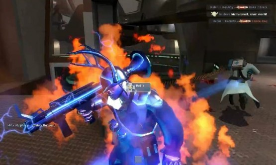Presenting...the FINAL BOSS of Team Fortress 2