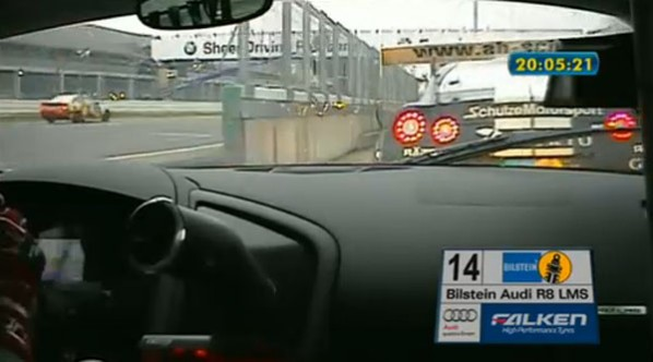 Kazunori Yamauchi is Racing Right Now at the Nurburgring 24h. Let's Cheer On Him