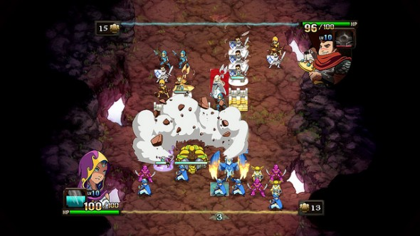 Review: Might and Magic: Clash of Heroes HD