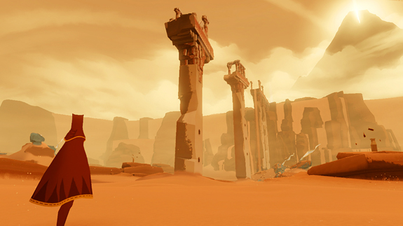 E3 2011: Hands-On With Journey