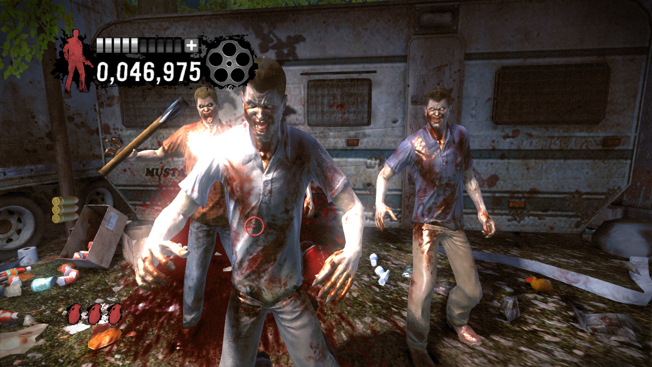 New Screenshots And Info For House Of The Dead Overkill Extended Cut