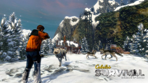 Activision Takes a New Direction With Cabela's Survival