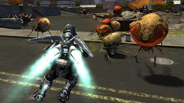 Review: Earth Defense Force: Insect Armageddon