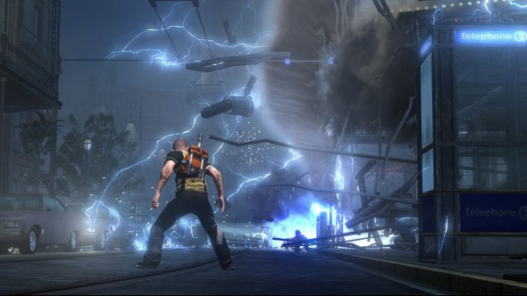 Review: inFamous 2