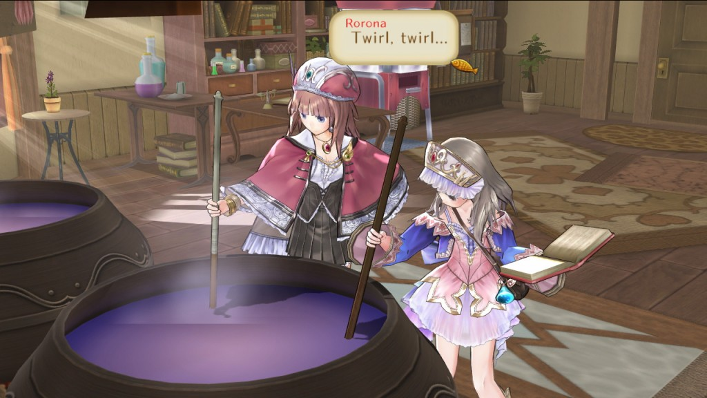 Review: Atelier Totori: The Alchemist of Arland