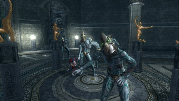 PAX '11: Rise of Nightmares Might Make Kinect Worth Owning