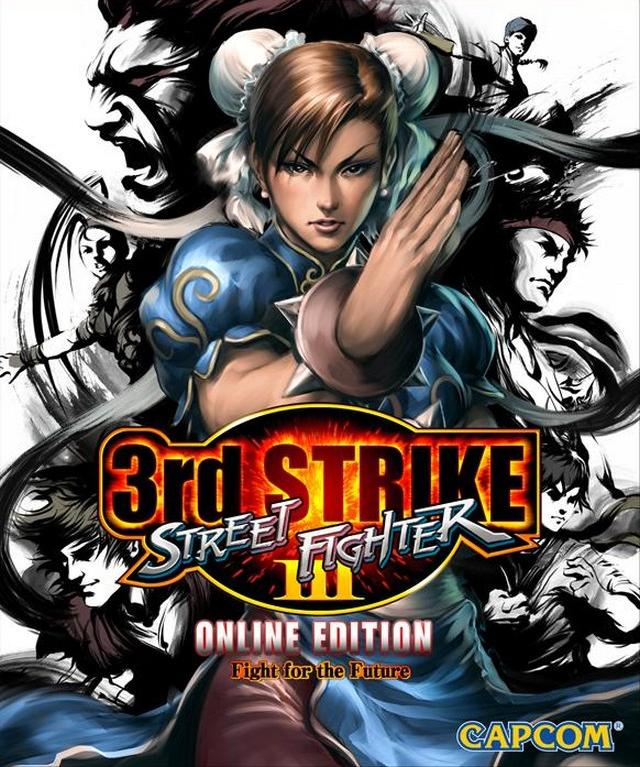 Pictures of street fighter iii: 3rd strike online edition 7/12.