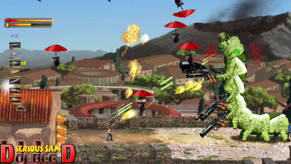 Review: Serious Sam: Double D