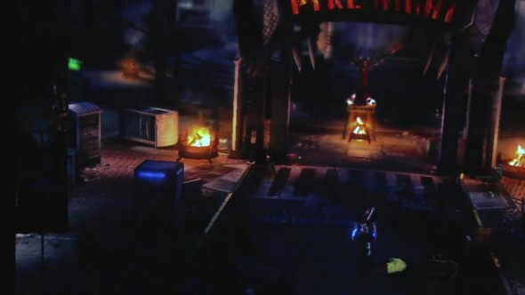 Gamescom 2011: inFAMOUS 2 Becomes Darker with Festival of Blood