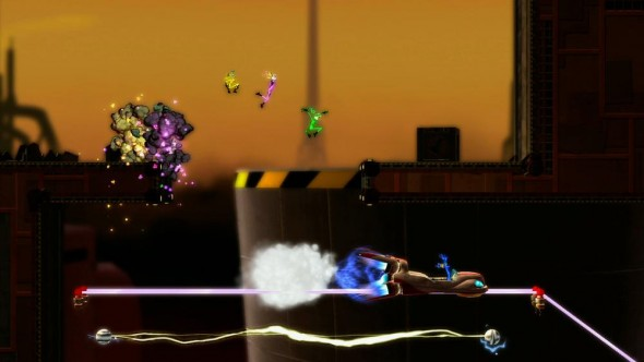Review: Ms. Splosion Man