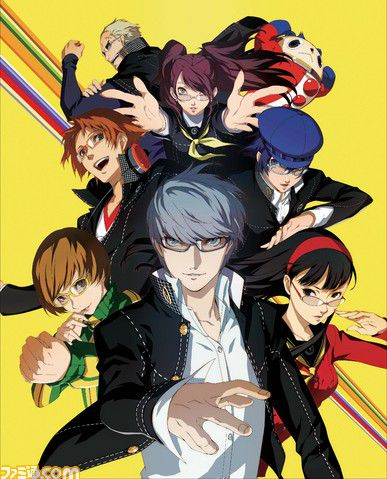 More Persona 4: The Golden Details and Screens, Too!