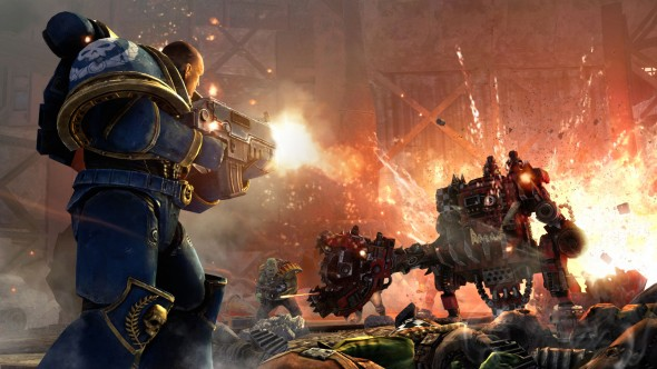 Will Space Marine Grant the Warhammer 40,000 IP the Mass Appeal it Deserves?