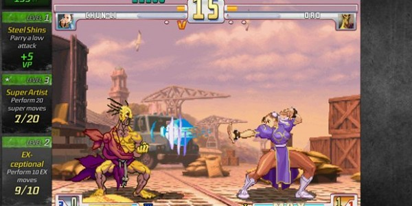 Review: Street Fighter III: 3rd Strike Online Edition