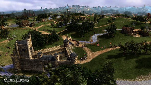 Games of Thrones - Genesis Prepares for Release with New Screenshots