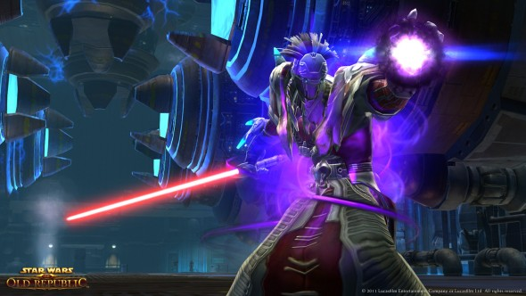 Did EA Capitalize On the Diablo III Delay by Announcing the Release Date of Star Wars: The Old Republic?