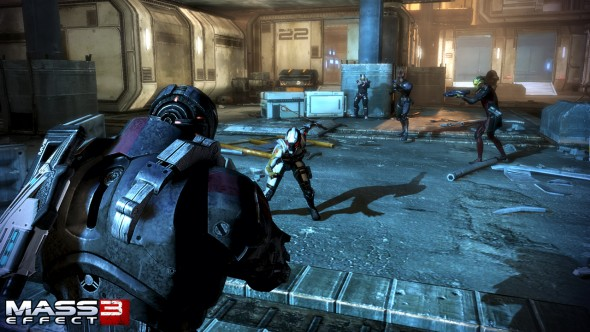 Preview: We Played Mass Effect 3 Mulitplayer... and it was Awesome!