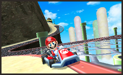 Here's Every Track You'll See In Mario Kart 7