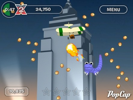 Popcorn, Dragons, What's Not to Love in PopCap's New iOS Game