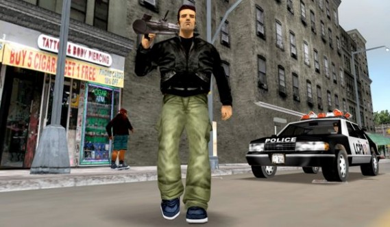 Hands On: Grand Theft Auto III for iOS