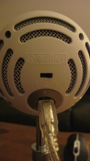 Review: Blue Snowball USB Microphone