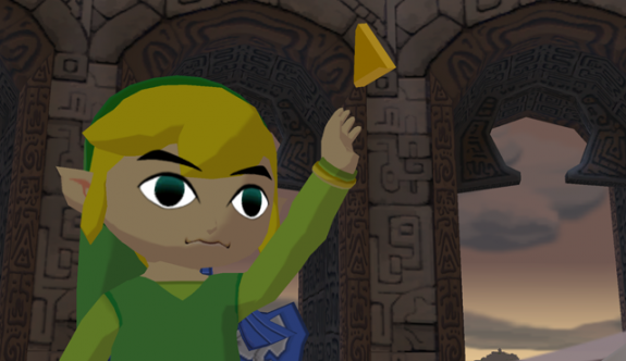 Countdown to Skyward Sword Part VI: Of Gold and Legendary Blades