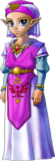 Countdown to Skyward Sword Part I: Who Dat Princess?