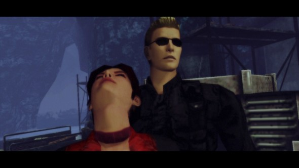 Review: Resident Evil: Code Veronica X HD