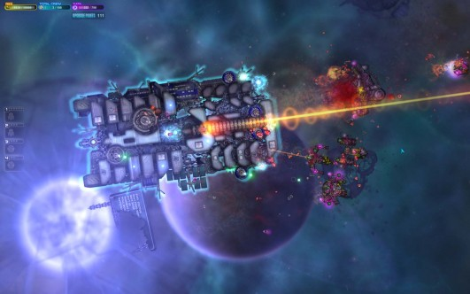 Review: Space Pirates and Zombies