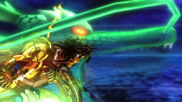 New Screenshots and Information about Saint Seiya: Sanctuary Battle Revealed