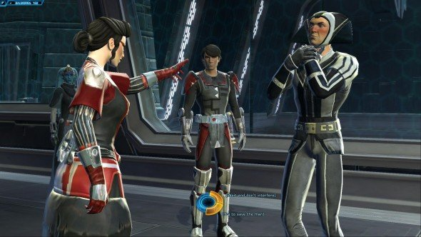 Preview: Star Wars: The Old Republic - Empire