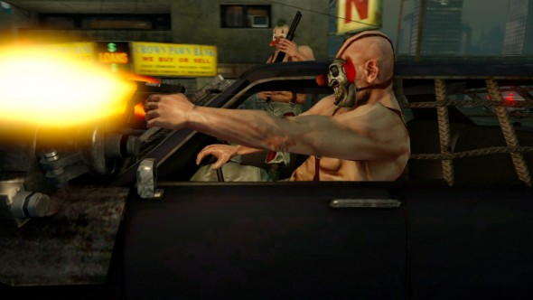 Hands-on Preview: Twisted Metal