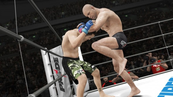 Hands-On Preview: UFC Undisputed 3