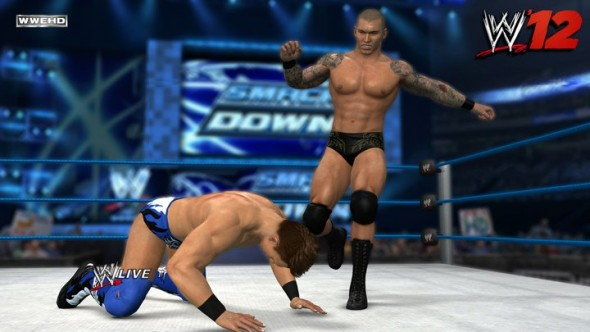 Review: WWE '12