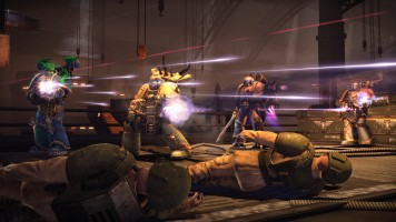 Warhammer 40,000: Space Marine to get Chaos Unleashed DLC in December