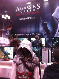 From Peon to Press – My Experiences as a First Time Member of the Press at NYCC