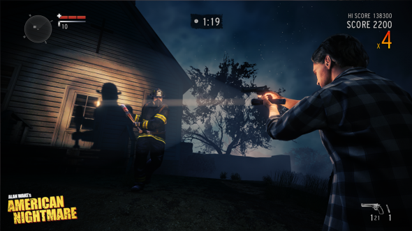Hands-on Preview: Alan Wake's American Nightmare