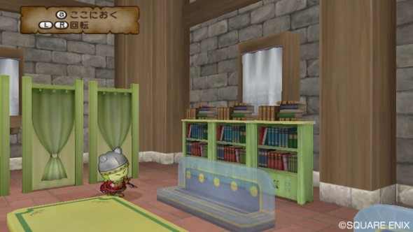New Dragon Quest X Information and Screenshots Showcase Housing and Thieves