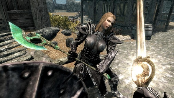 The Skyrim Mod Forge – Episode 4 - Even More Beauty, Fashion and a Better HUD
