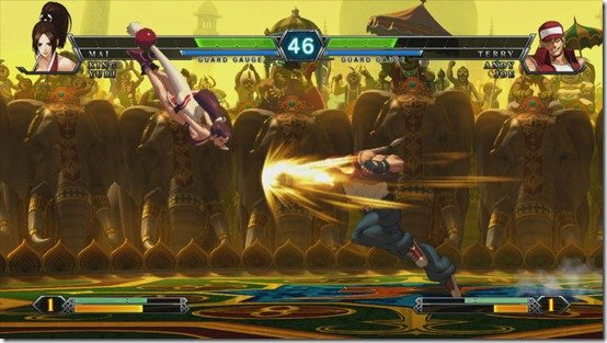 Review The King Of Fighters Xiii