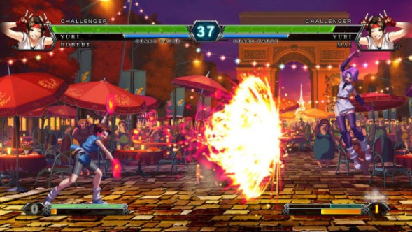 Review: The King of Fighters XIII